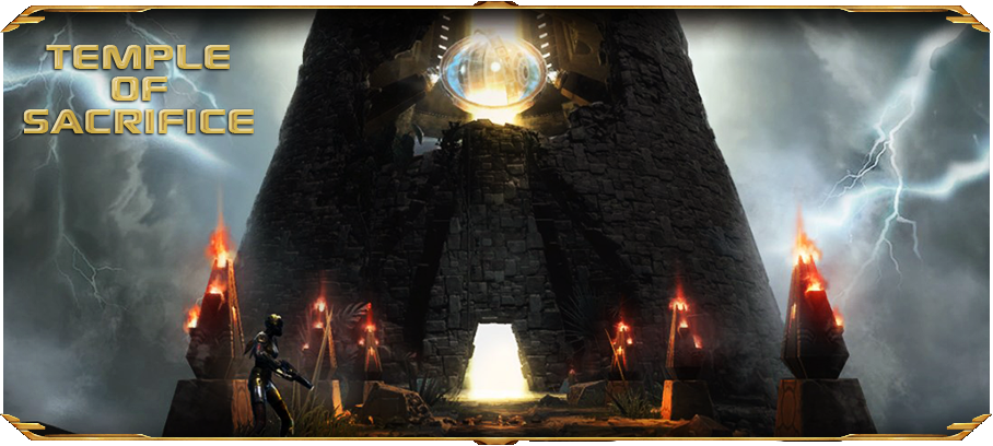 Tempel der Opferung